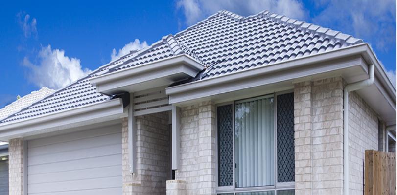 tile roof repair work