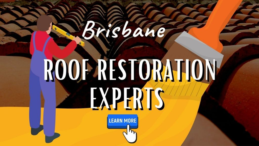 roof restoration brisbane team