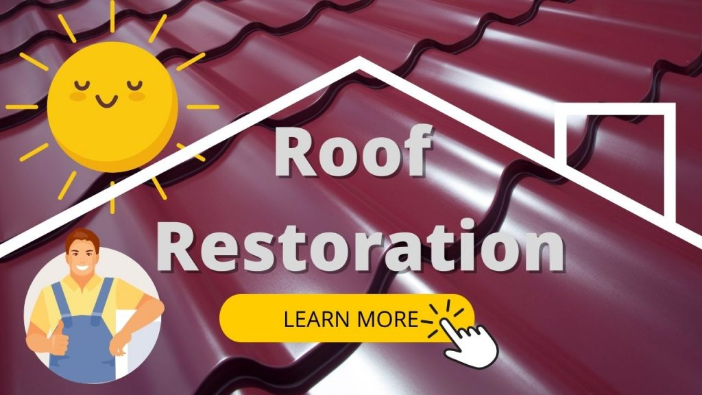 roof painting and roof restoration